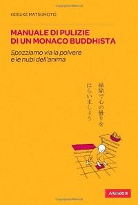 Copertina del libro Manuale di pulizie di un monaco buddhista
