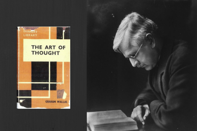 Graham Wallace e il libro The Art of Thought