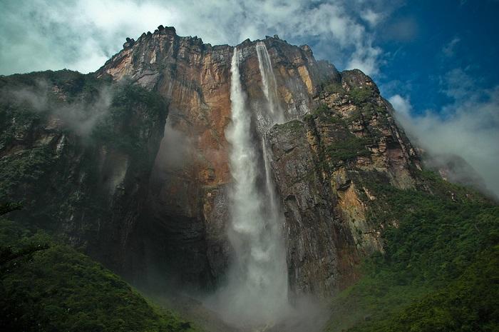 Angel Fall - La cascata più alta del mondo