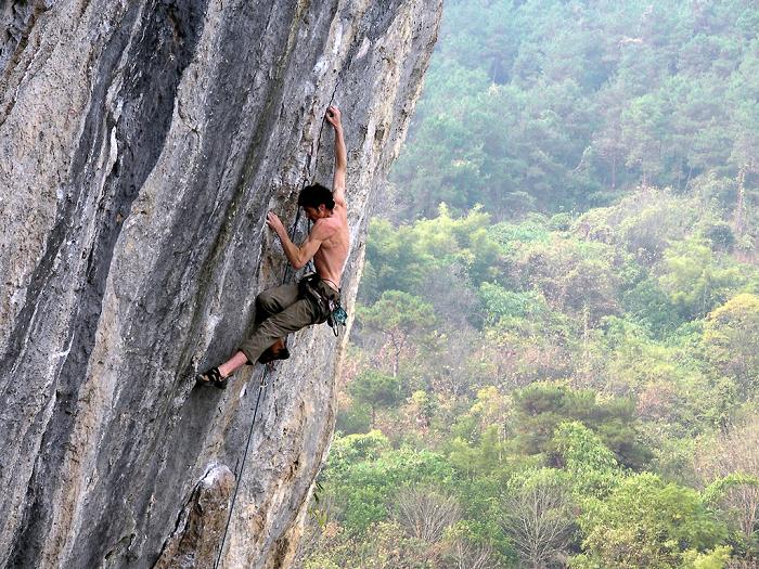 Motivazione: arrampicarsi