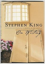 Libro On Writing di Stephen King