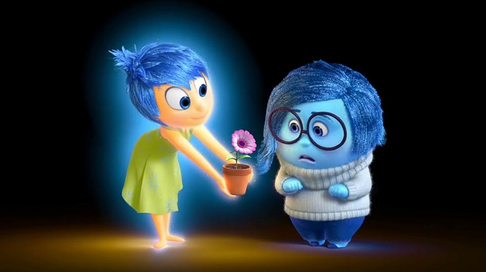 Inside Out Gioia e Tristezza