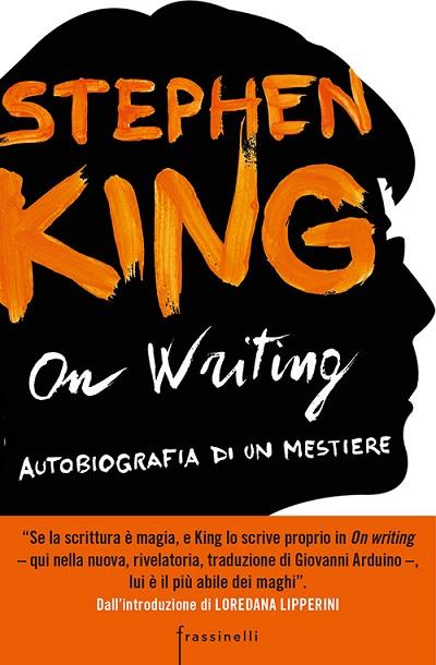 On Writing Stephen King Copertina della nuova edizione italiana