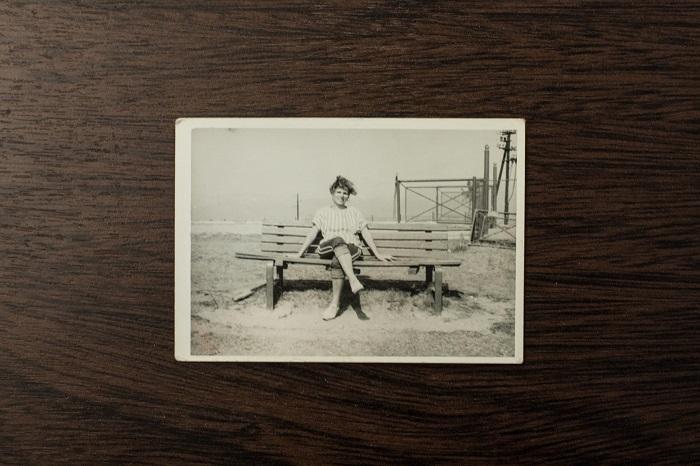 Autobiografia memoria vecchie foto