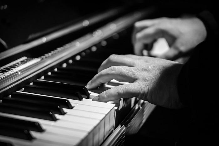 Le mani di un pianista