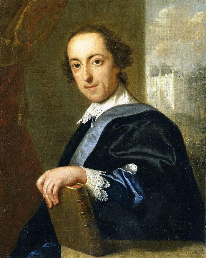 Ritratto di Horace Walpole